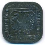 Людвигсхафен., 10 пфеннигов (1918 г.)