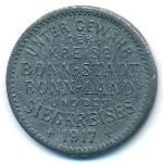 Бонн., 10 пфеннигов (1917 г.)