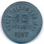 Фаллингбостель., 10 пфеннигов (1917 г.)