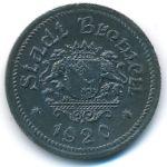 Бремен., 50 пфеннигов (1920 г.)