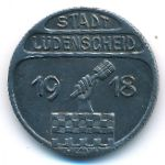 Люденшайд., 50 пфеннигов (1918 г.)