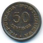 Ангола, 50 сентаво (1954 г.)