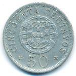 Ангола, 50 сентаво (1928 г.)