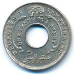 Британская Западная Африка, 1/10 пенни (1931 г.)