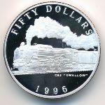 Маршалловы острова, 50 долларов (1996 г.)