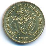 Мадагаскар, 10 франков (1970 г.)
