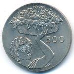Кипр, 500 мил (1970 г.)