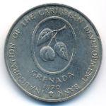 Гренада, 4 доллара (1970 г.)