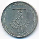 Монсеррат, 4 доллара (1970 г.)