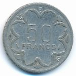 Центральная Африка, 50 франков (1979 г.)