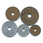 Фарерские острова, Набор монет (1941 г.)