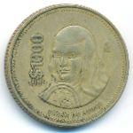 Мексика, 1000 песо (1989 г.)