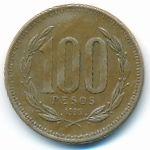 Чили, 100 песо (1996 г.)