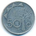Намибия, 50 центов (1993 г.)