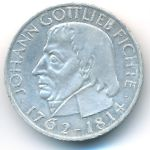 ФРГ, 5 марок (1964 г.)