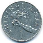 Танзания, 1 шиллинг (1980 г.)