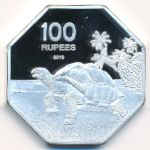 Альдабра, 100 рупий (2019 г.)