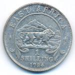 Восточная Африка, 1 шиллинг (1924 г.)