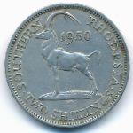Южная Родезия, 2 шиллинга (1950 г.)
