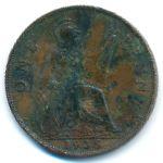 Великобритания, 1 пенни (1935 г.)