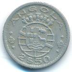 Ангола, 2,5 эскудо (1969 г.)