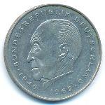 ФРГ, 2 марки (1985 г.)