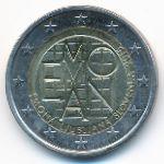 Словения, 2 евро (2015 г.)