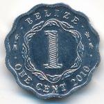 Белиз, 1 цент (2010 г.)