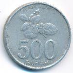 Индонезия, 500 рупий (2003 г.)