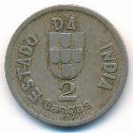 Португальская Индия, 2 танги (1934 г.)