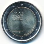 Словения, 2 евро (2019 г.)