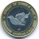 Буркина Фасо, 6000 франков КФА (2003 г.)