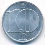 Чехословакия, 10 гелеров (1976 г.)
