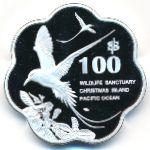 Остров Рождества, 100 долларов (2019 г.)