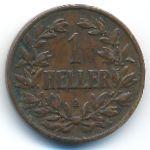 Немецкая Африка, 1 геллер (1913 г.)