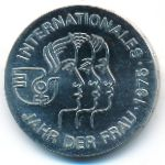 ГДР, 5 марок (1975 г.)