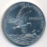 Соломоновы острова, 1 доллар (1998 г.)
