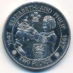 Олдерни, 2 фунта (1997 г.)
