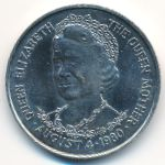 Тристан-да-Кунья, 25 пенсов (1980 г.)