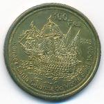 Французские Южные и Антарктические Территории, 100 франков (2013 г.)