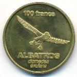 Французские Южные и Антарктические Территории, 100 франков (2011 г.)