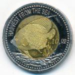 Редонда, 10 долларов (2009 г.)