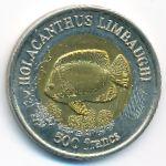 Остров Клиппертон, 500 франков (2011 г.)