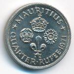 Маврикий, 1/4 рупии (1971 г.)