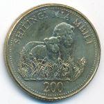 Танзания, 200 шиллингов (1998 г.)