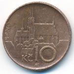 Чехия, 10 крон (1995 г.)
