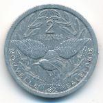 Новая Каледония, 2 франка (1983 г.)