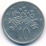 Ямайка, 10 центов (1977 г.)