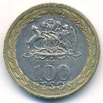 Чили, 100 песо (2003 г.)
