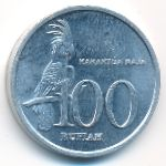 Индонезия, 100 рупий (1999 г.)